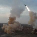 سپاه پاسداران میگوید نسل جدید موشکهای بالستیک را آزمایش کرده است
