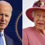 جو بایدن سیزدهمین رئیس جمهوری آمریکا است که با ملکه الیزابت ملاقات میکند